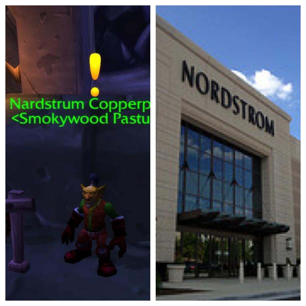 Nardstrum:Nordstrom