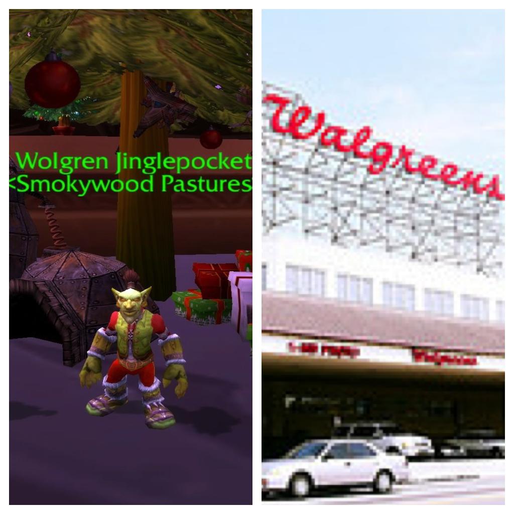 Wolgren:Walgreens